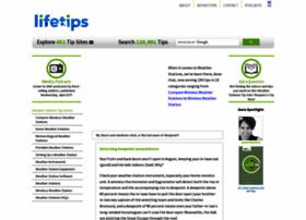 Weatherstations.lifetips.com