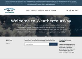 weatheryourway.com