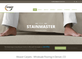 weavercarpets.com