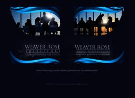 weaverrose.com