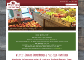 weaversorchard.com