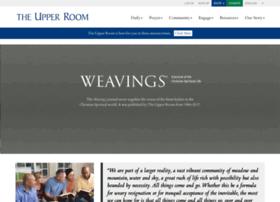 weavings.upperroom.org