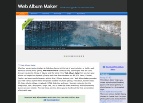 web-album-maker.com