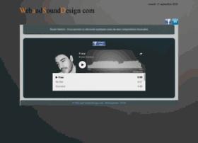 web-and-sound-design.com