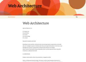 web-architecture.ro