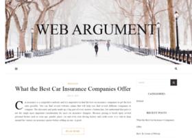web-argument.com
