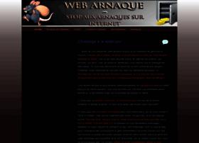 web-arnaque.com