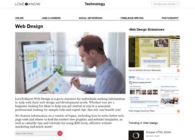 web-design.lovetoknow.com
