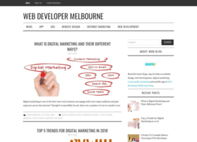 web-developer-melbourne.com.au
