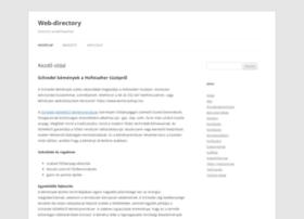 web-directory.hu