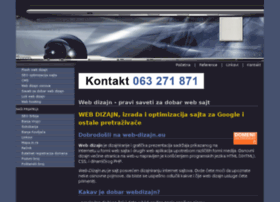 web-dizajn.eu