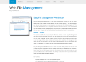 web-file-management.com