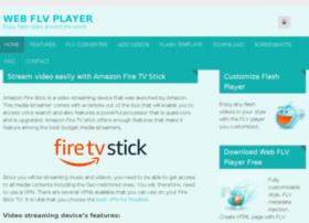 Web-flv-player.com