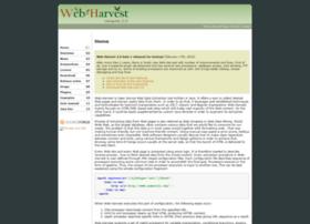 Web-harvest.sourceforge.net