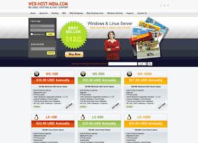 web-host-india.com