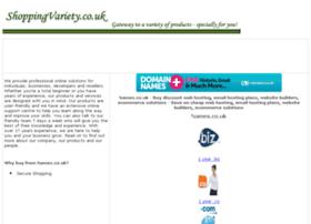 web-hosting.shoppingvariety.co.uk