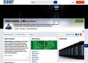 web-hosting.zeef.com