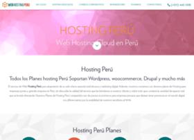 web-hostingperu.com