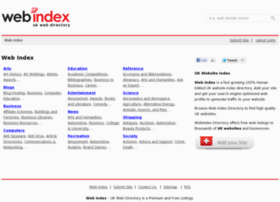 web-index.co.uk