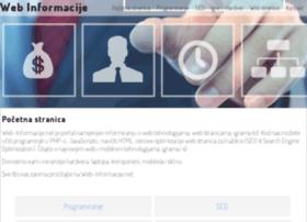 web-informacije.net