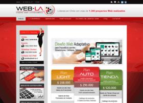 web-la.cl