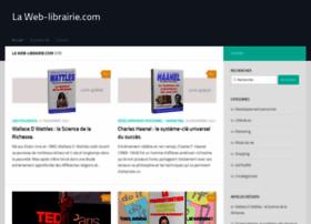 web-librairie.com