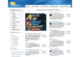 web-site-traffic-pages.winsite.com