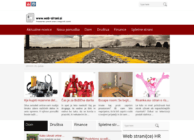 web-strani.si