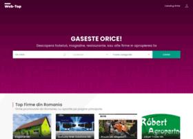 web-top.ro