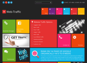 web-traffic.co.za