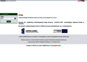 web.aps.edu.pl