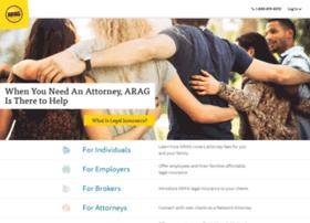 web.araglegal.com