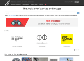 Web.artprice.com