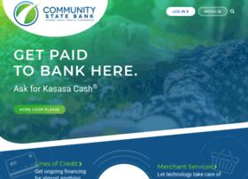 web.communitystatebank-fl.com