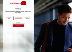 web.conferenciacorp.com.br