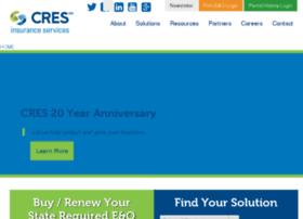 web.cresinsurance.com