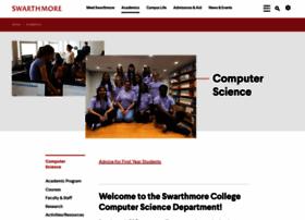 web.cs.swarthmore.edu