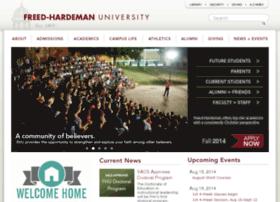 web.fhu.edu