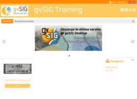 web.gvsig-training.com