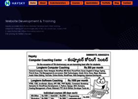 web.haysky.com