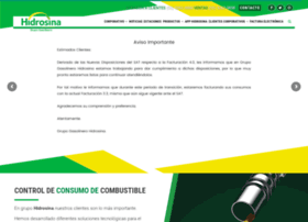 web.hidrosina.com.mx