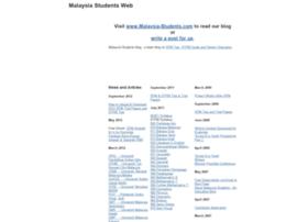 web.malaysia-students.com