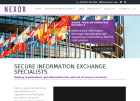 web.nexor.co.uk