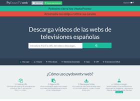 web.pydowntv.com