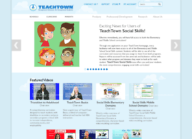 web.teachtown.com