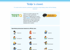 Keywords: iq test, emode, tickle test, tickle or tickling or ticklish, ...