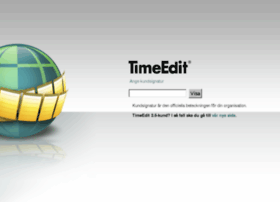 web.timeedit.se