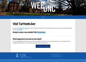 web.unc.edu