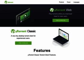 web.utorrent.com