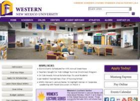 web.wnmu.edu